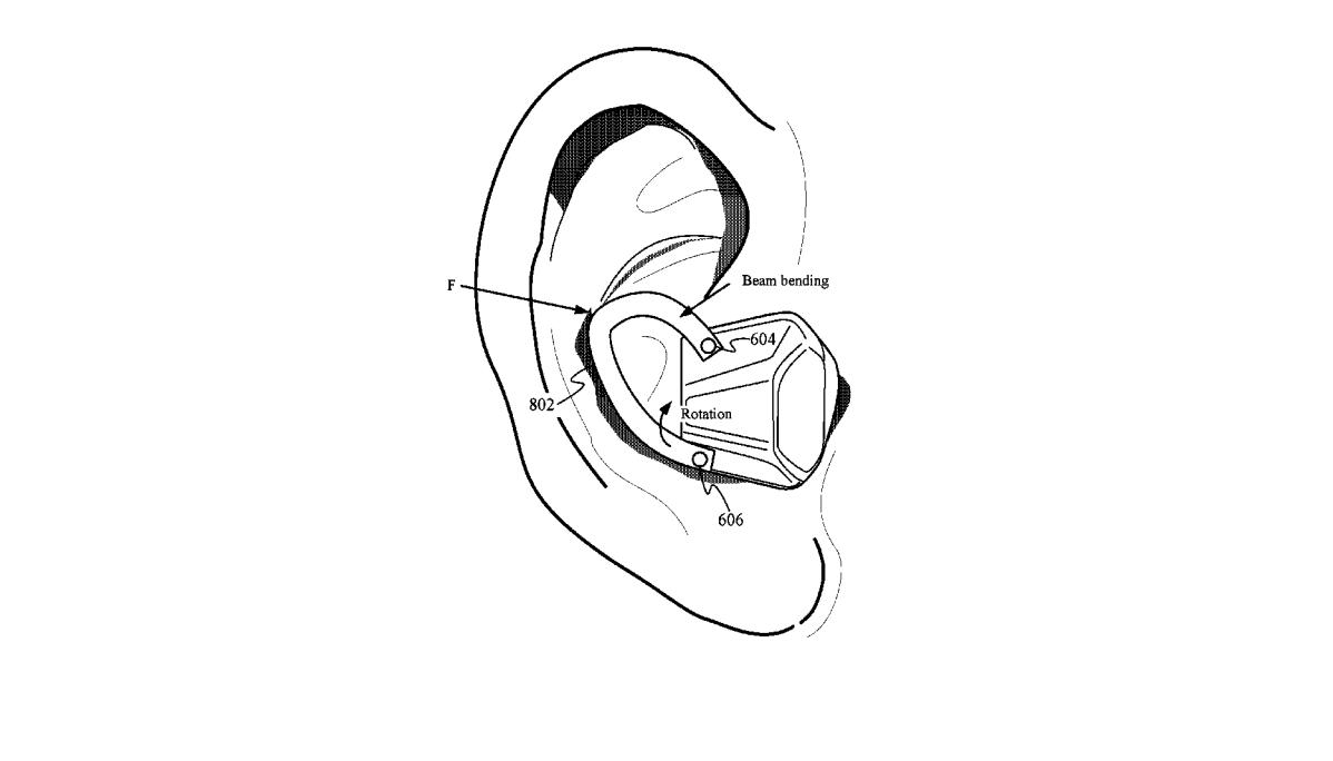Apple запатентовала универсальные AirPods с биометрическими сенсорами1
