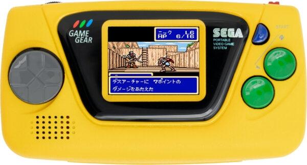 Sega анонсировала Game Gear Micro — ремейк портативной консоли Game Gear3