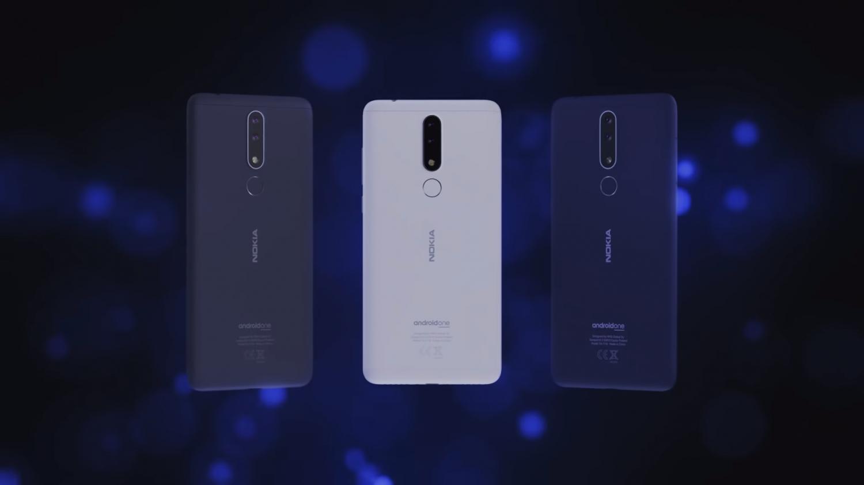 Nokia 3.1 Plus — cамый доступный в линейке с двумя камерами3