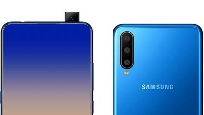 Подробные характеристики Samsung Galaxy A90 за неделю до анонса