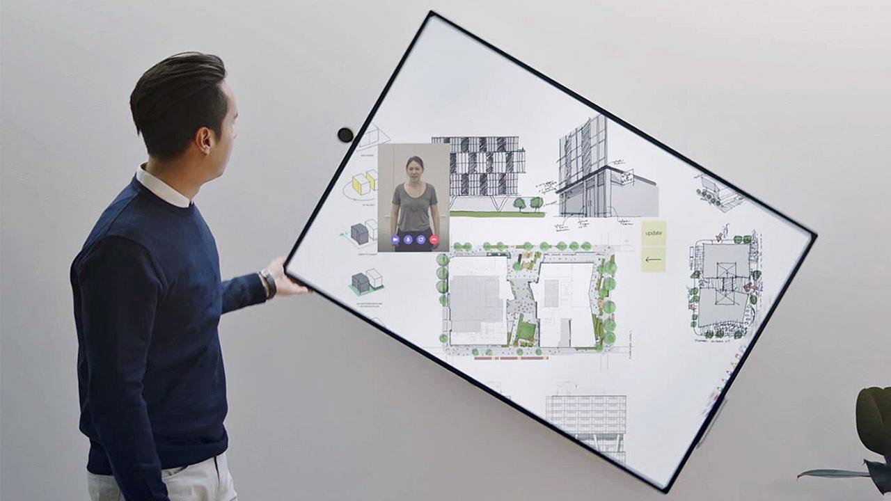 Microsoft проведёт презентацию планшетов Surface Hub2