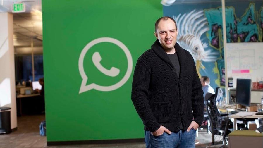 Сооснователь WhatsApp объявил об уходе из компании
