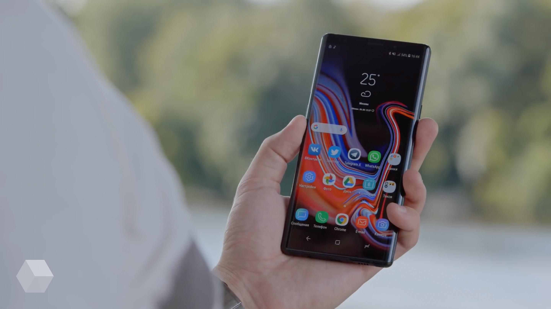 Samsung рассказала, почему Galaxy Note 9 безупречен для игр