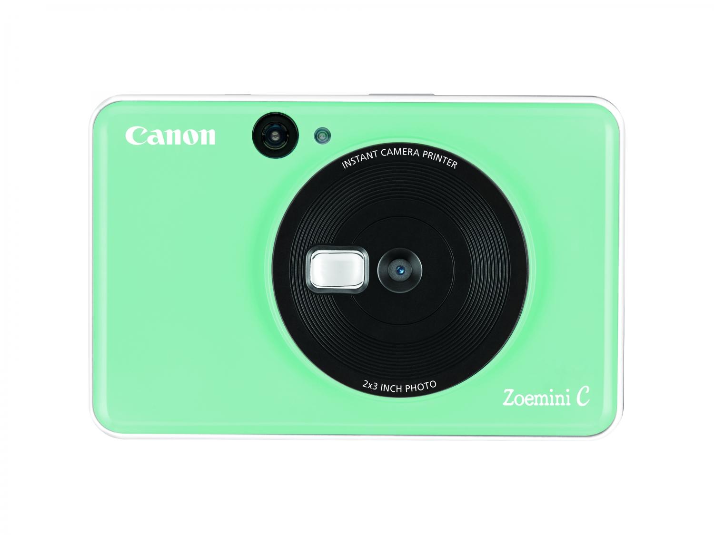Canon представила камеры с моментальной печатью и карманный принтер13