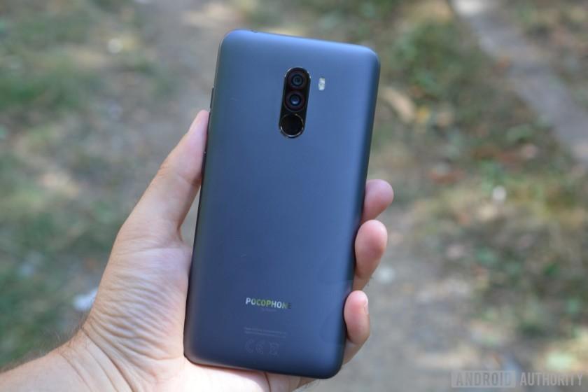 Характеристики и фото Xiaomi Pocophone F1 появились до презентации2
