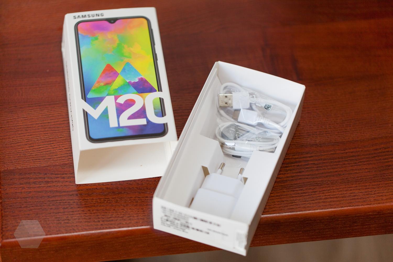 Обзор Samsung Galaxy M20: сам себе конкурент37