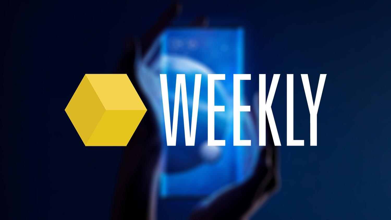 Rozetked Weekly: смартфон с корпусом из дисплея от Xiaomi и новый убийца флагманов от OnePlus