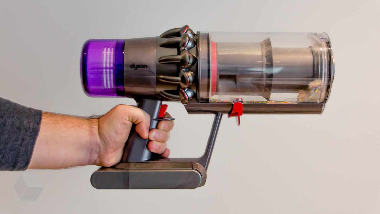 Dyson V11: беспроводной пылесос с умной адаптацией мощности и энергопотребления