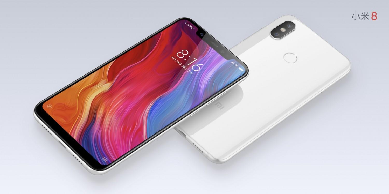 Xiaomi представила линейку смартфонов Mi 89