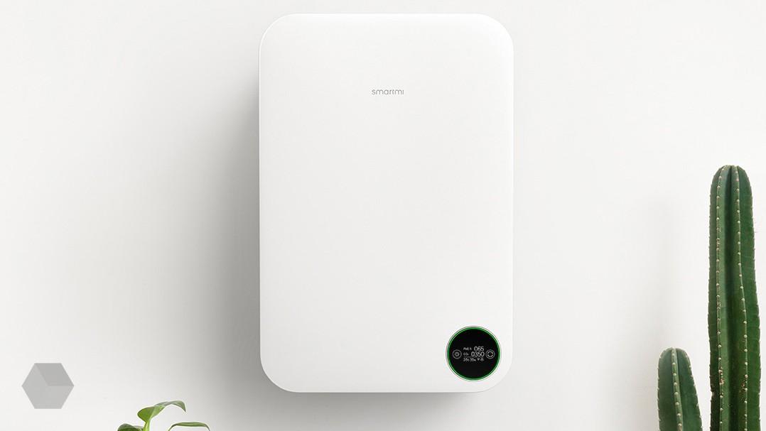 Xiaomi собирает средства на очиститель воздуха