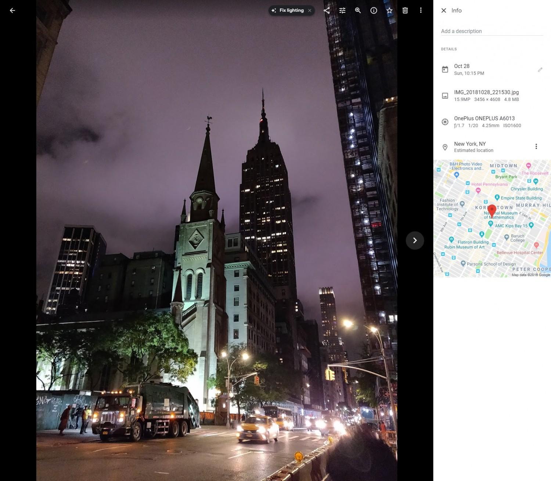 Веб-версия «Google Фото» обновилась для соответствия Material Theme2
