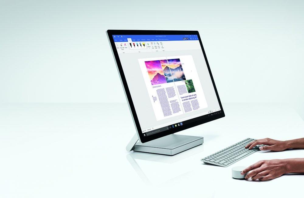 Microsoft Surface Studio 2: «самый быстрый за всю историю Surface»4