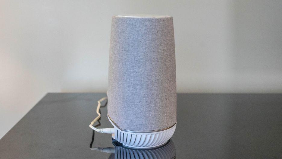Смарт-колонка Orbi Voice может раздавать Wi-Fi3
