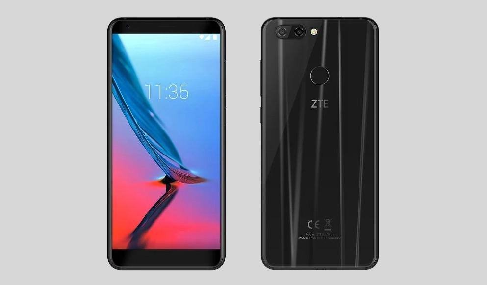 Смартфон ZTE Blade A520C вышел в РФ
