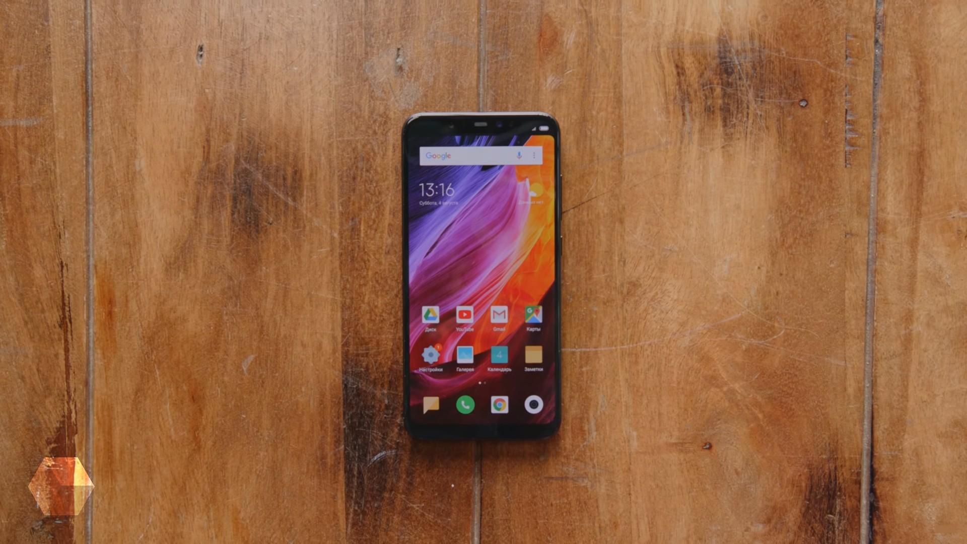 Внешний вид и спецификации Xiaomi Mi 8 Youth