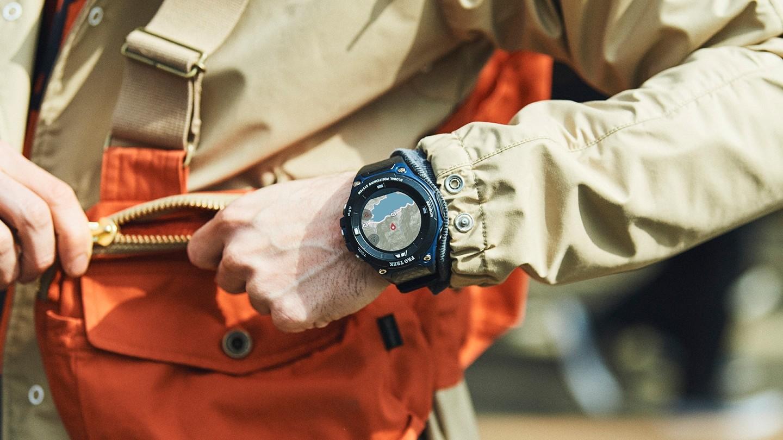 Casio пополнила модельный ряд умных часов Pro Trek
