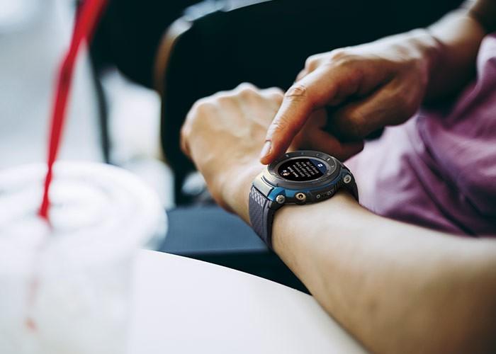 Умные часы Casio WSD-F30 протянут три дня без подзарядки1