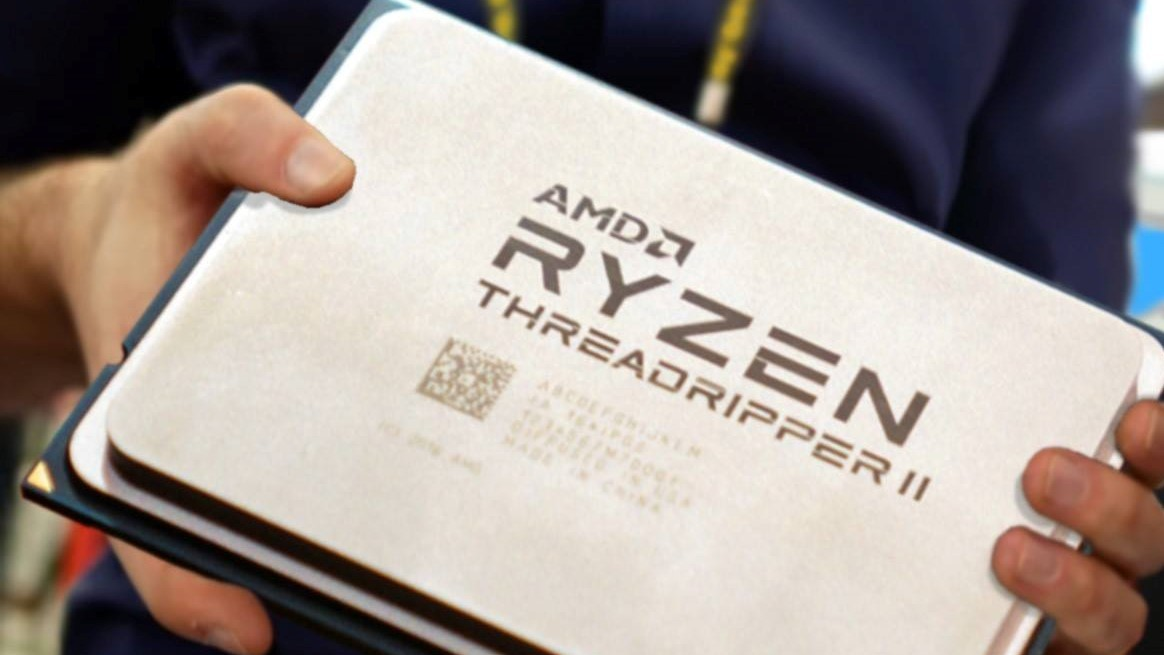 AMD анонсировала 32-ядерный процессор