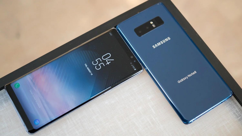 «Билайн» предлагает Samsung Galaxy Note 8 за 29 990 рублей