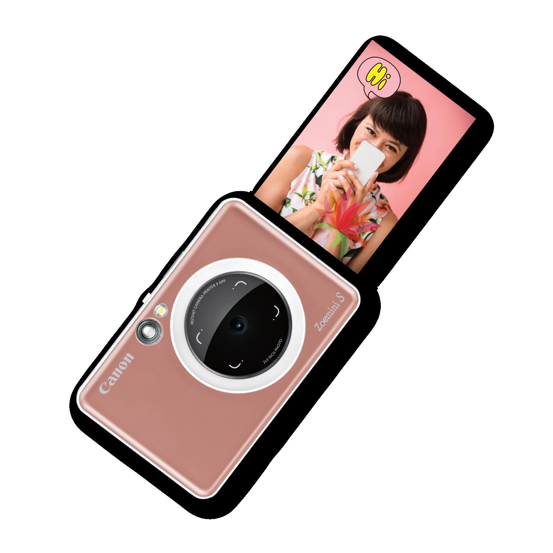 Canon представила камеры с моментальной печатью и карманный принтер5