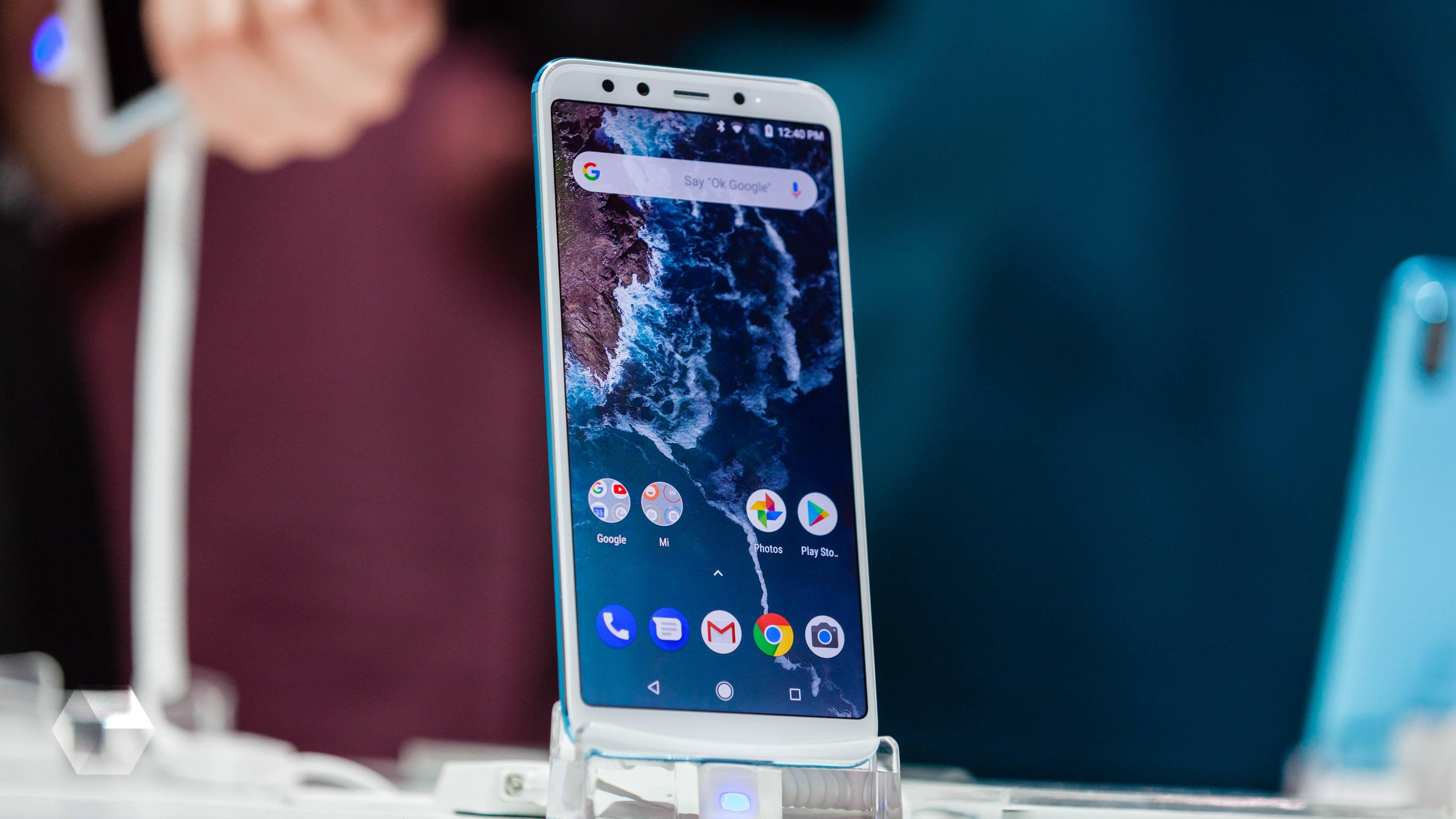 Тестовая сборка Android Pie для Xiaomi Mi A2 оказалась в сети