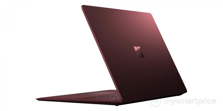 Microsoft Surface Laptop 2 выйдет в чёрном корпусе9