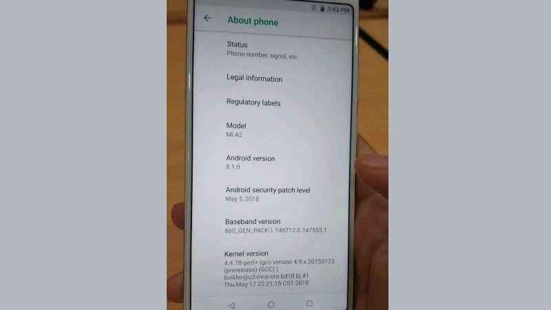 Слиты варианты памяти и цвета корпуса Xiaomi Mi A21