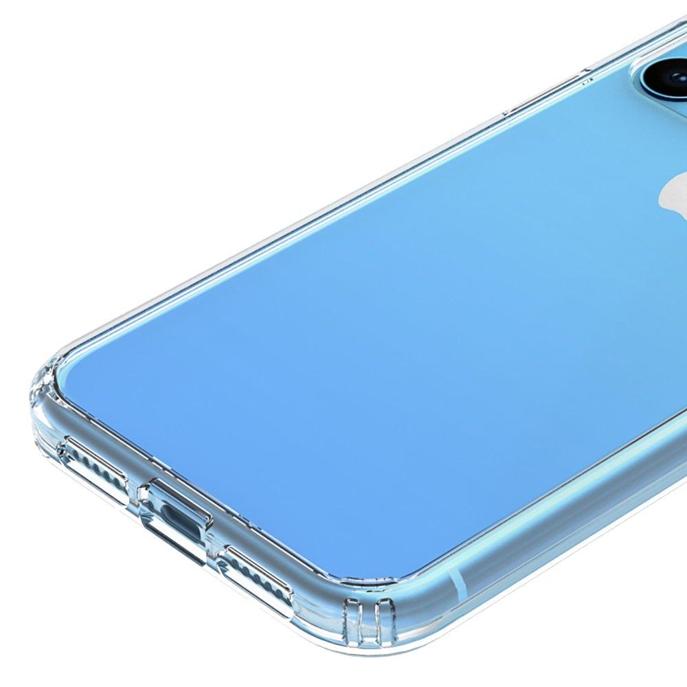 Рендеры iPhone XR 2019 с прозрачным чехлом2