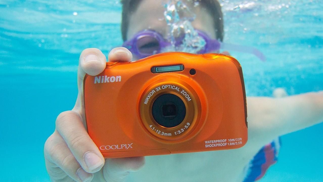 Nikon Coolpix W150 — камера, которая всегда с тобой
