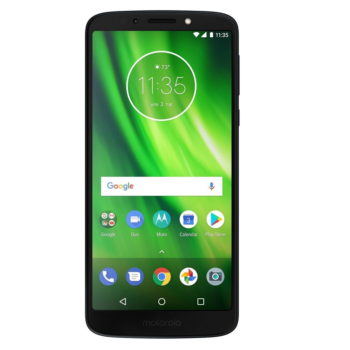 Motorola обновила линейки Moto G и Moto E5