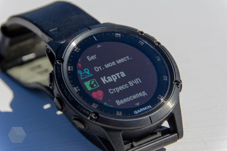 Обзор Garmin Fenix 5 Plus. Почему это лучшие часы для спортсменов?20