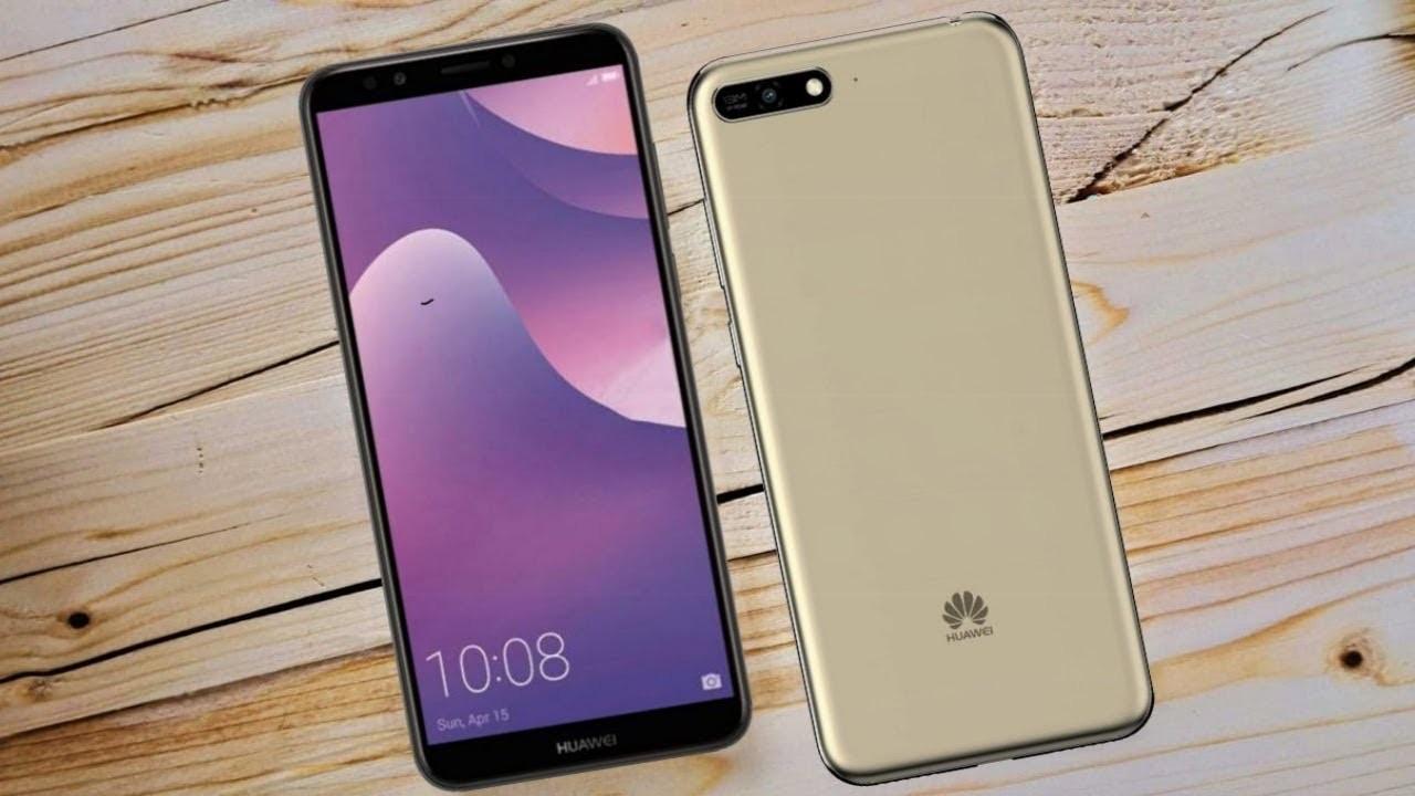 Huawei анонсировала доступный смартфон Y6 (2018)