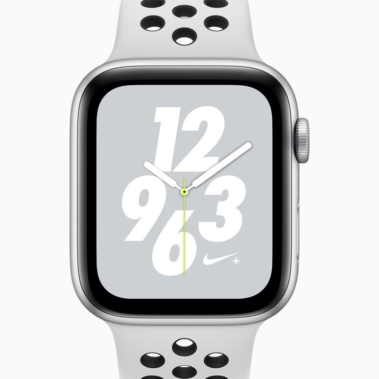 Apple Watch Nike+ Series 4 поступили в продажу4
