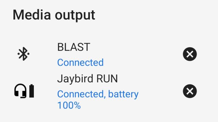 Android P запомнит уровень громкости для каждого подключённого устройства