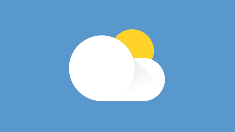 В обновлении приложения Google отключён сервис погоды