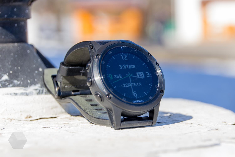 Обзор Garmin Fenix 5 Plus. Почему это лучшие часы для спортсменов?42