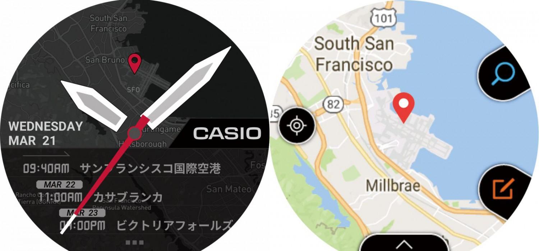 Умные часы Casio WSD-F20 получат ограниченную белую версию1