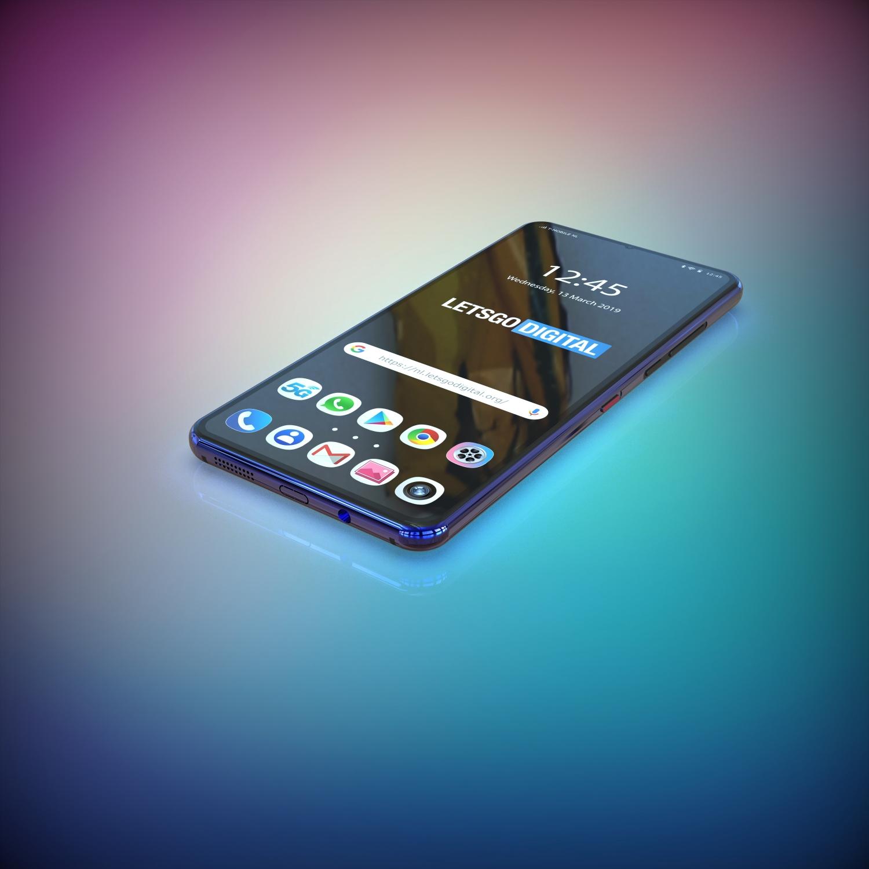 Концепт смартфона Huawei с двумя дисплеями на основе патента2