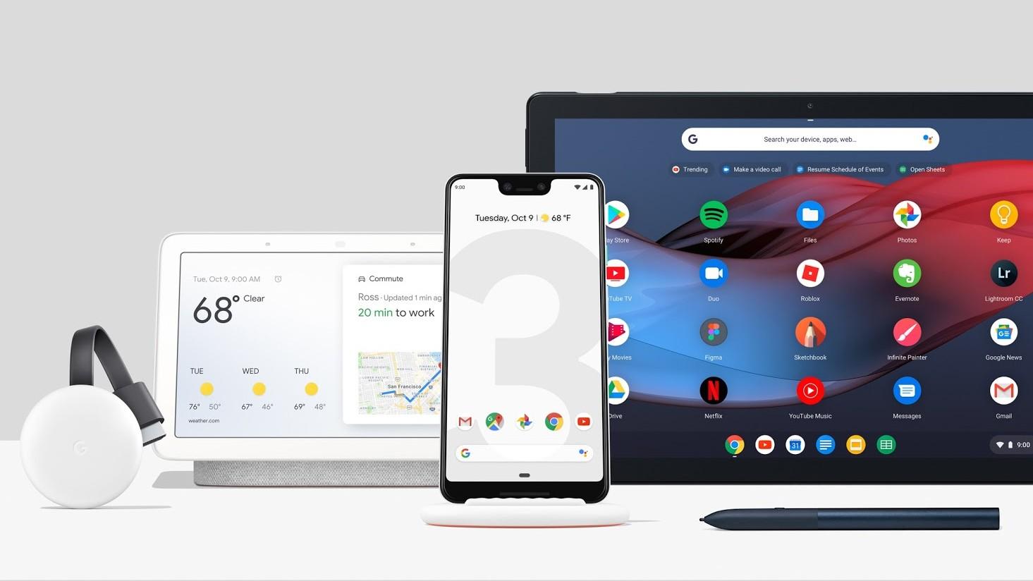 Чем отличилась Made by Google 2018?