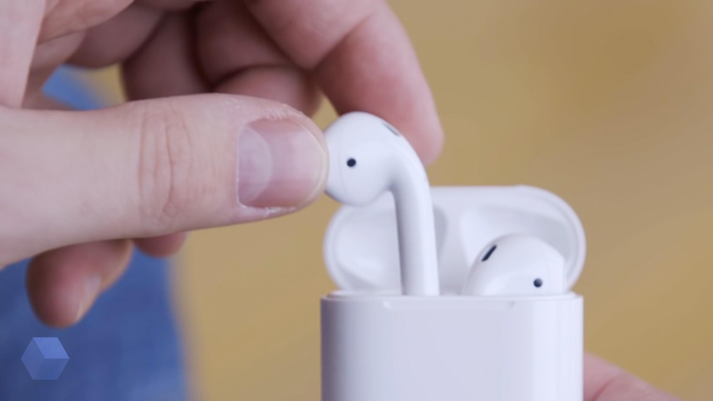 Apple добавит в AirPods влагозащиту и шумоподавление