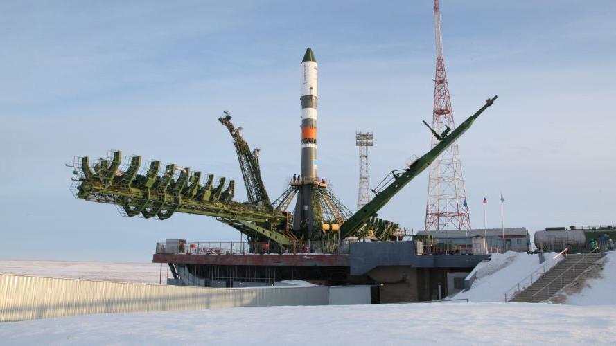Космический «грузовик» «Прогресс МС-08» отправился к МКС