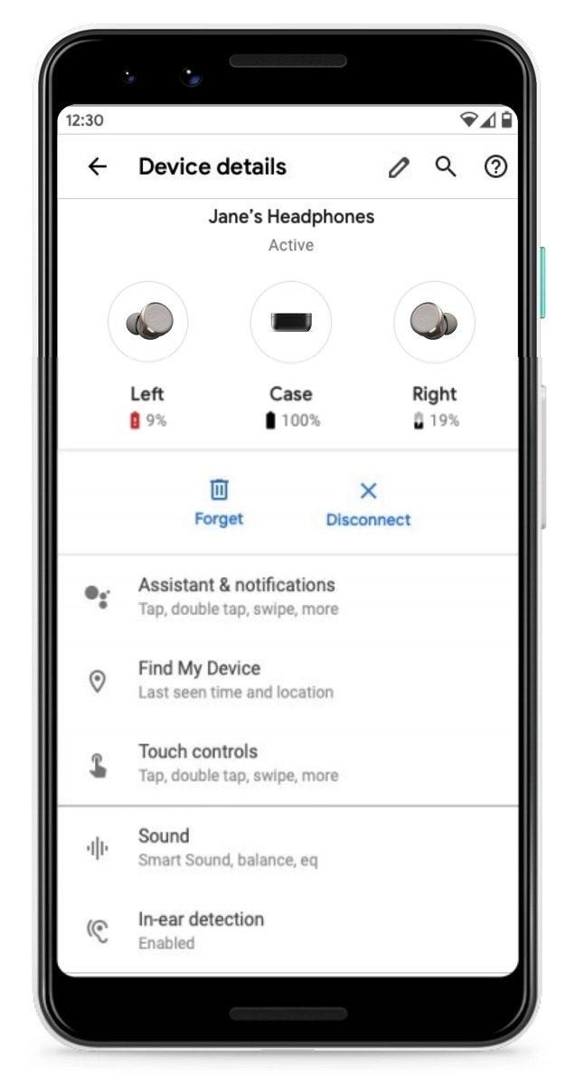 Обновление Google Fast Pair: поддержка TWS-наушников и поиск утерянных устройств2
