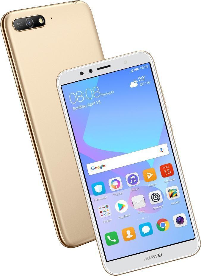 Huawei анонсировала доступный смартфон Y6 (2018)3