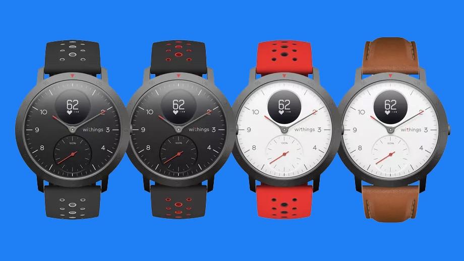 Withings выпустила умные часы под своим брендом