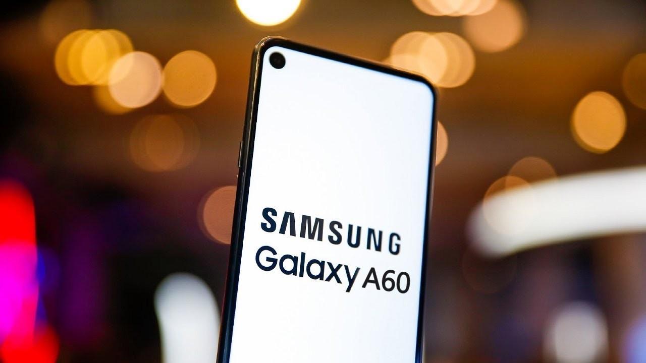 Информация о Samsung Galaxy A60 с закрытого мероприятия