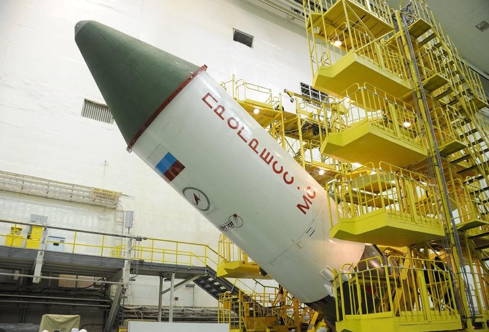 Космический «грузовик» «Прогресс МС-08» отправился к МКС1