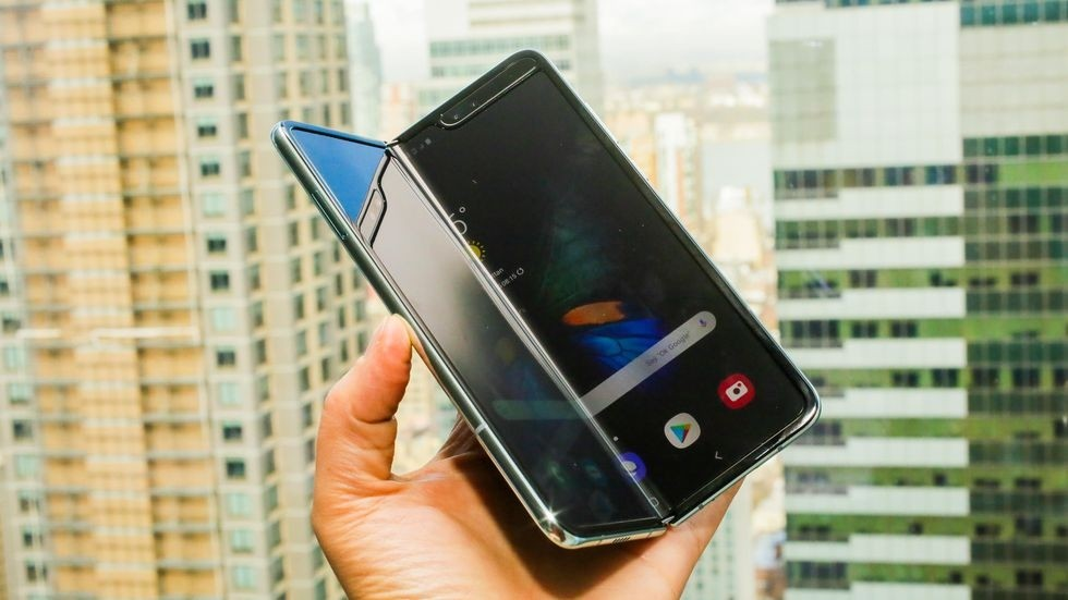 Официальное заявление Samsung по поводу проблем с дисплеем в Galaxy Fold