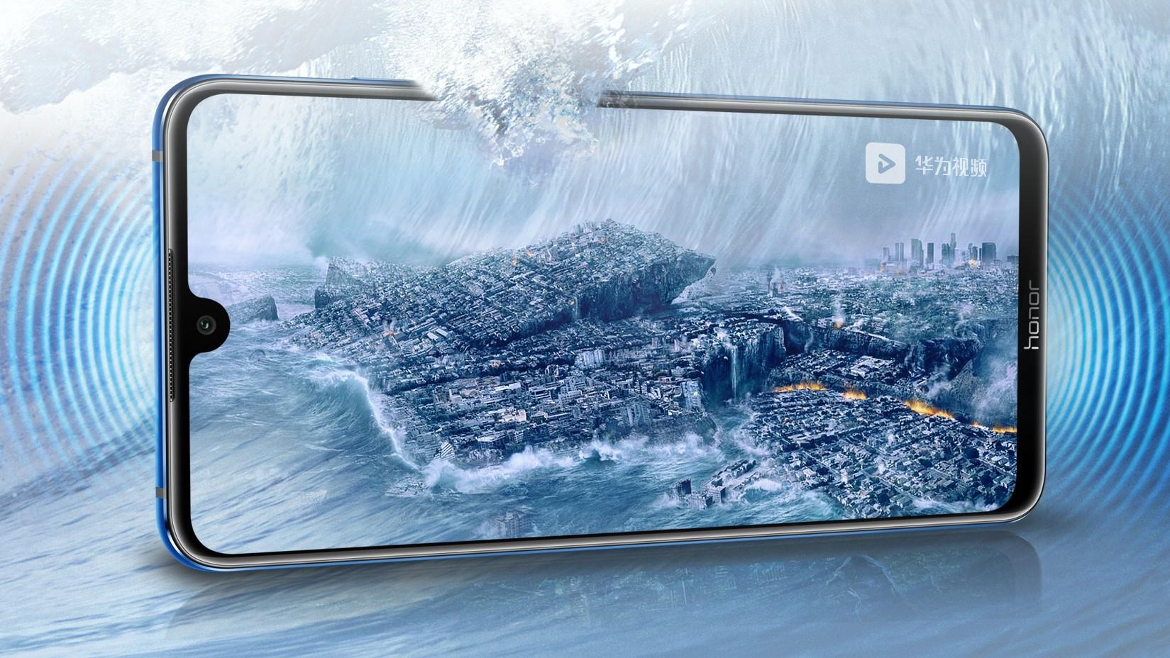 Honor 8X и 8X Max: гигантские экраны в среднебюджетных смартфонах