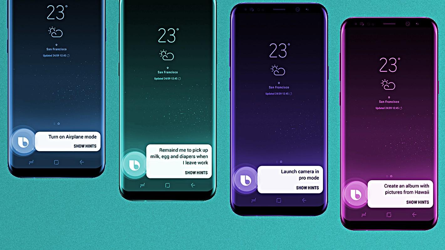 Samsung интегрирует помощника Bixby во все свои бытовые устройства