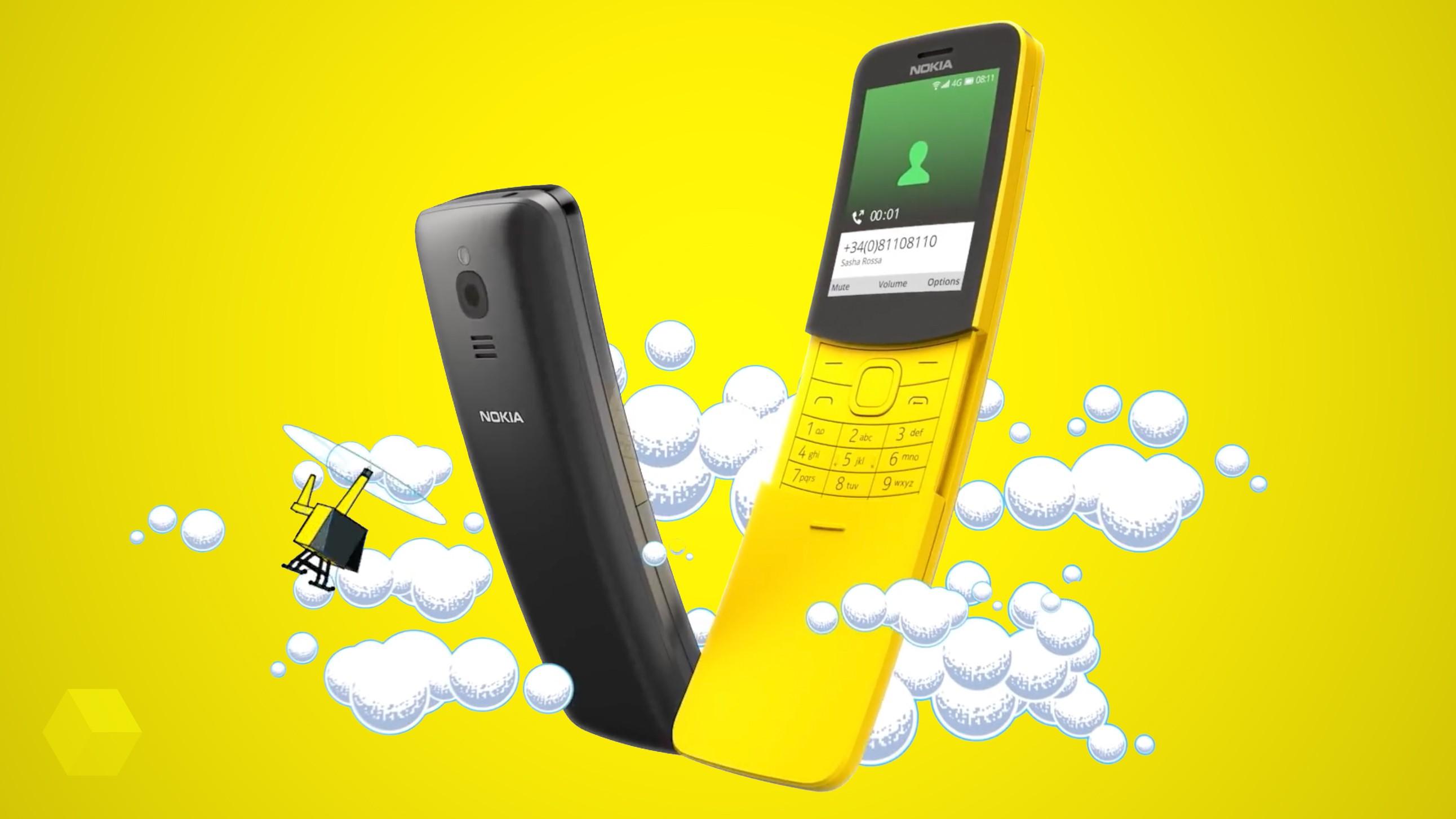 телефон нокиа банан купить в спб